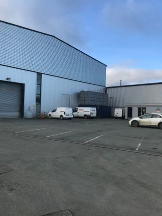 Thumbnail Industrial for sale in Mile Oak Industrial Estate, Maesbury Road, Oswestry
