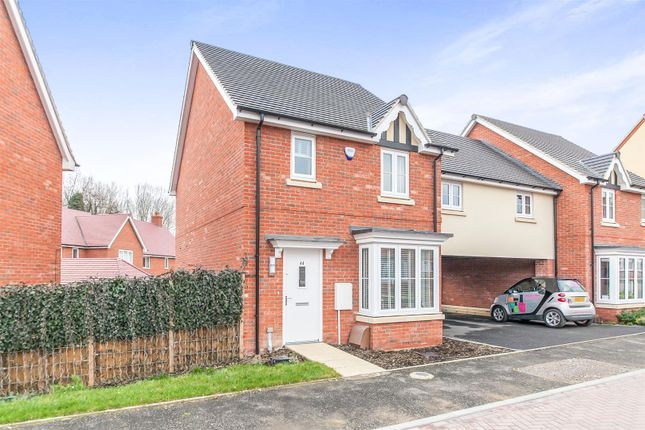 4 bed link-detached house for sale in Ashley Street, Sible Hedingham, Halstead