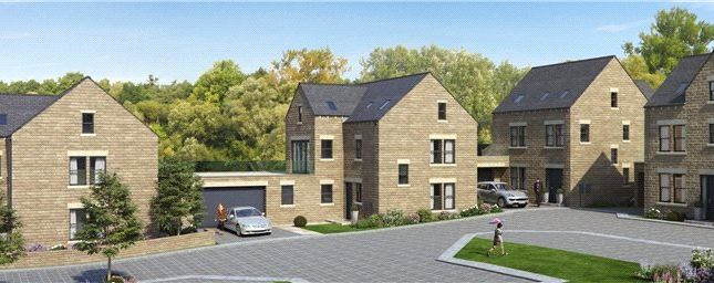 Thumbnail Link-detached house for sale in Plot 3 Bracken Chase, Bracken Chase, Syke Lane, Scarcroft, West Yorkshire