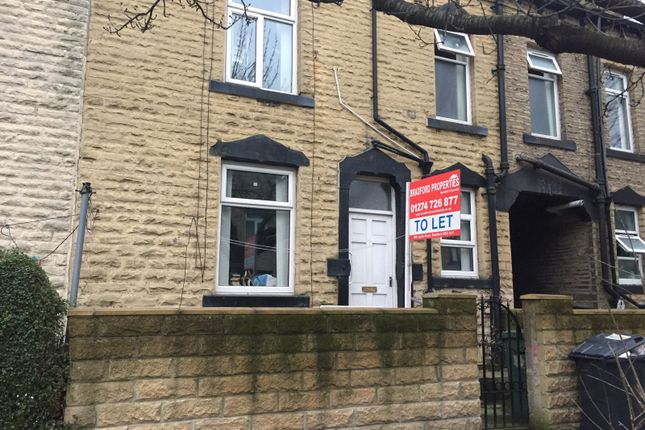 Thumbnail Terraced house to rent in Rochester Street, Bradford