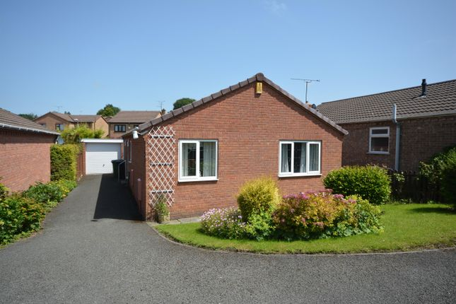 Thumbnail Detached bungalow for sale in Trevose Close, Walton, Chesterfield