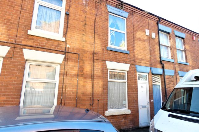 Front View of Weymouth Street, Off Catherine Street, Leicester LE4