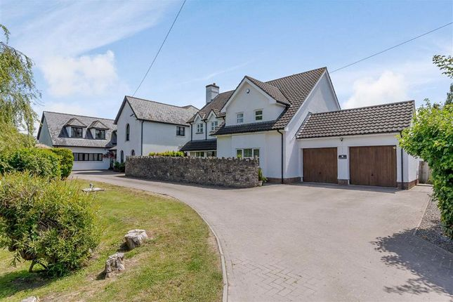 Detached house for sale in St Peters Crescent, Peterstone Wentlooge Cardiff, Cardiff