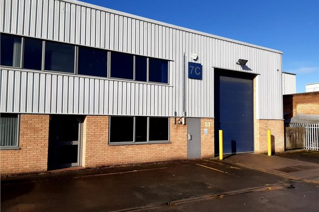 Thumbnail Light industrial to let in Unit 7C, Delta Drive, Tewkesbury, Gloucestershire