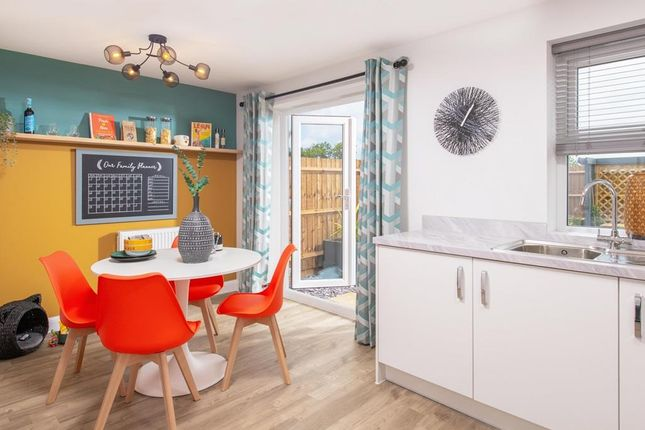 """Thumbnail Semi-detached house for sale in """"Archford"""" at Birdhaven Close, Banbury Road, Lighthorne, Warwick"""