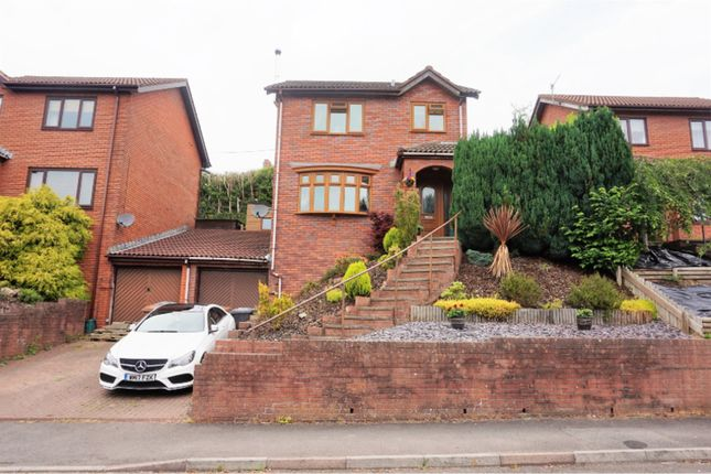 Thumbnail Detached house for sale in Beechwood Close, Newport