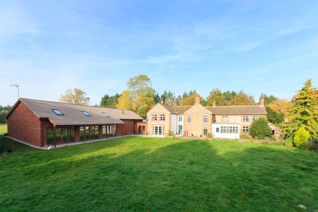 Thumbnail Detached house for sale in Roughton, Norwich