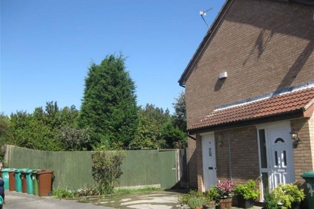 Thumbnail Terraced house to rent in Dean Close, Wollaton