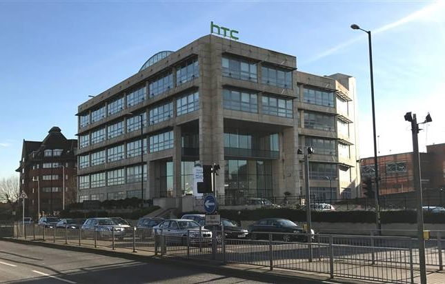 Thumbnail Office to let in Salamanca, Wellington Street, Slough