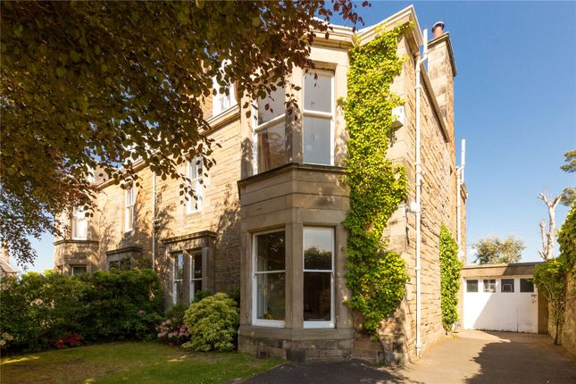 Thumbnail Semi-detached house for sale in 1 Hermitage Gardens, Morningside, Edinburgh