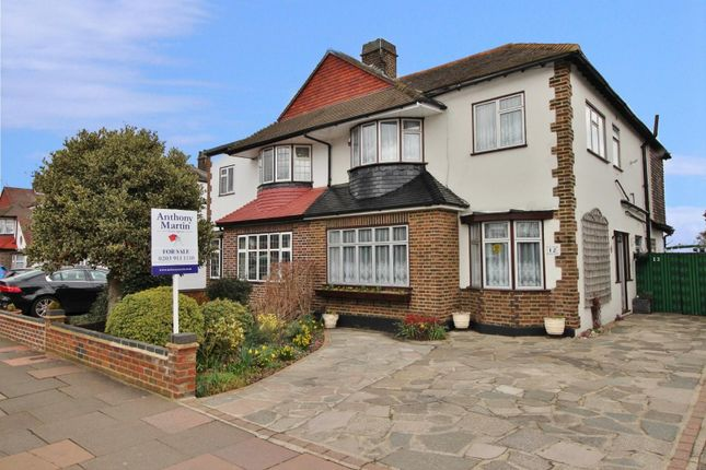 Thumbnail Semi-detached house for sale in Dulverton Road, London