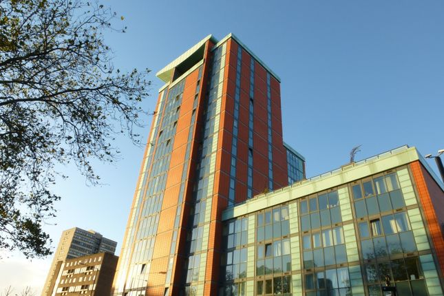 Thumbnail Flat for sale in Fusion Building, East India Dock Road, London
