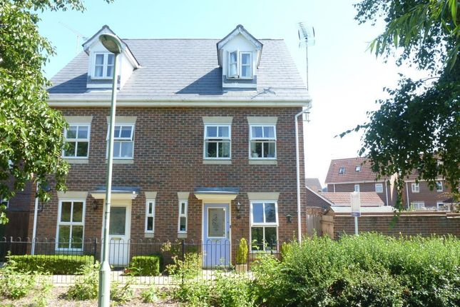 Thumbnail Semi-detached house to rent in Millers View, Ipswich