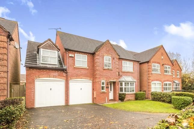 Thumbnail Detached house for sale in Achilles Close, Heathcote, Warwick