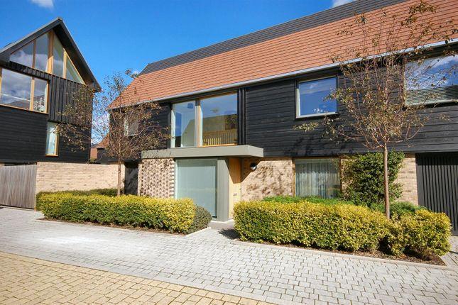 Thumbnail Semi-detached house to rent in Royal Way, Trumpington, Cambridge