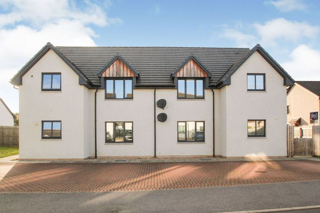 Thumbnail Flat for sale in Whiterow Drive, Forres