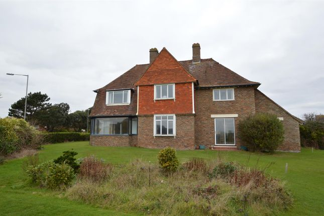 Thumbnail Detached house for sale in Richmond Avenue, Bexhill-On-Sea