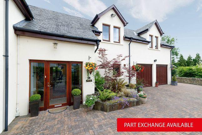 Thumbnail Detached house for sale in 7 Farm House Lane, Tillietudlem, South Lanarkshire