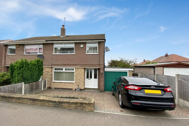 Thumbnail Semi-detached house for sale in Crispin Drive, Gleadless