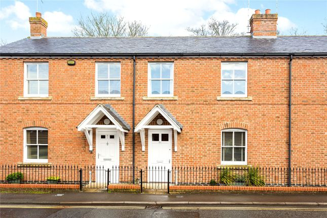 Terraced house for sale in St. Johns Road, Wallingford, Oxfordshire