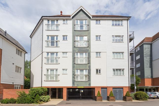 Thumbnail Flat to rent in Westwood Drive, Canterbury