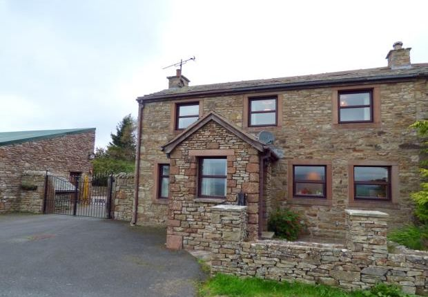 Thumbnail Semi-detached house for sale in Litts Garth Barn, North Stainmore, Kirkby Stephen, Cumbria