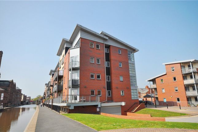 Thumbnail Flat for sale in Shot Tower Close, Chester, Cheshire