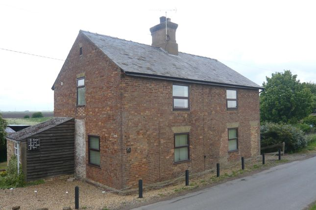 Thumbnail Detached house to rent in Ten Mile Bank, Littleport, Ely