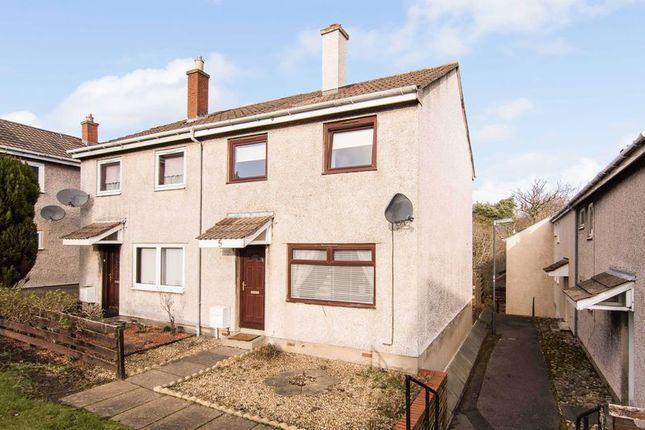 Thumbnail Semi-detached house for sale in 5 Meggat Place, Penicuik, Midlothian