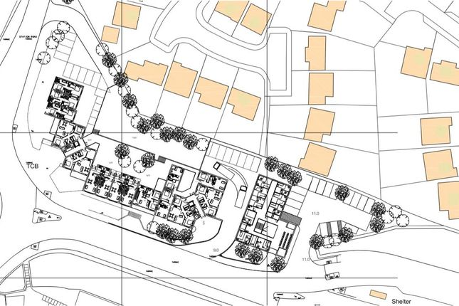 Thumbnail Land for sale in Station Road, Greenhithe
