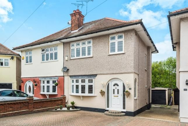 3 bed semi-detached house for sale in Carter Close, Collier Row, Romford