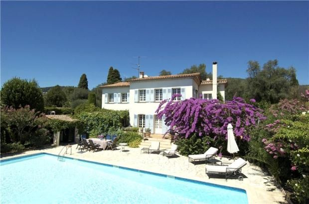 Land for sale in Grasse, French Riviera, 06130