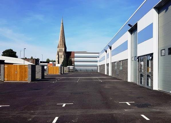 Thumbnail Industrial to let in Manor House Business Park, Third Avenue, Millbrook, Southampton
