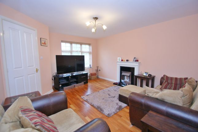 Thumbnail End terrace house for sale in Emperor Way, Kingsnorth, Ashford