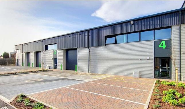 Industrial to let in Unit 4, Orpington Business Park, Faraday Way, Orpington, Kent