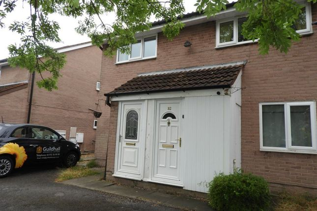 Thumbnail Flat to rent in Greenfield Way, Ingol, Preston