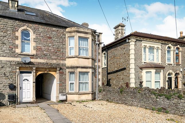 Thumbnail End terrace house for sale in High Street, Oldland Common, Bristol