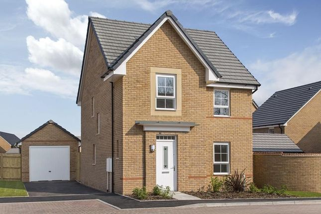Thumbnail Detached house for sale in Penygarn, Pontypool