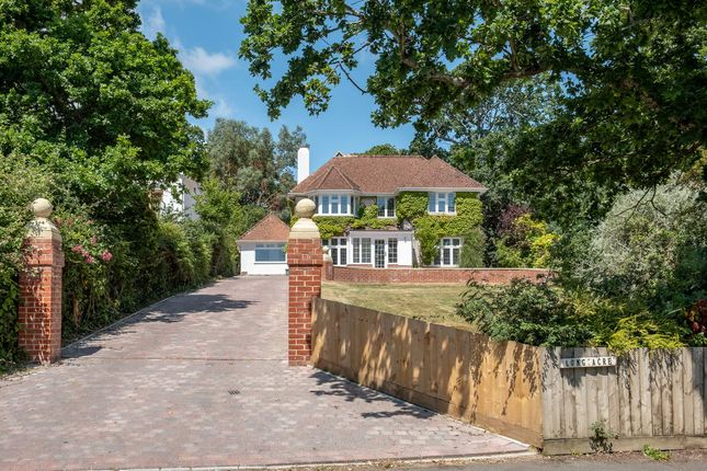 Thumbnail Detached house for sale in New Road, Wootton Bridge, Ryde