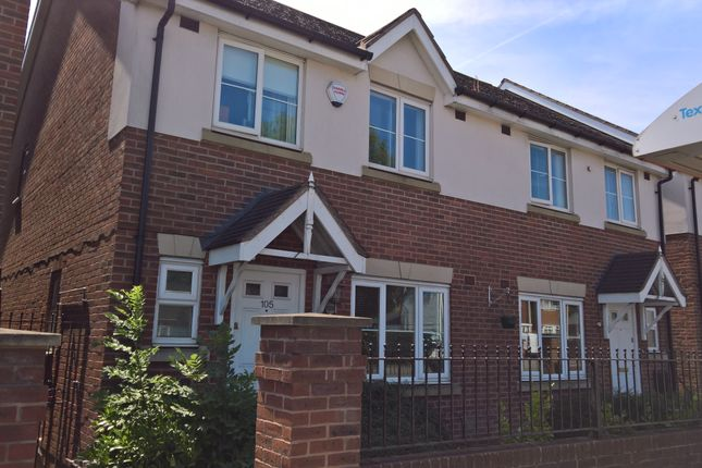 Thumbnail Semi-detached house to rent in Walsall Road, Aldridge