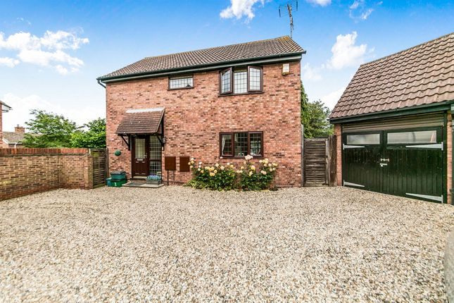 Thumbnail Detached house for sale in Tabor Road, Colchester
