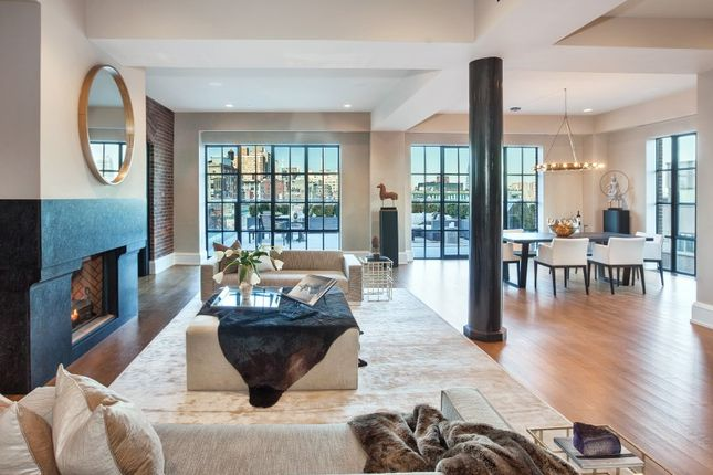 Thumbnail Property for sale in 293 Lafayette Street Ph II, New York, Ny, 10012
