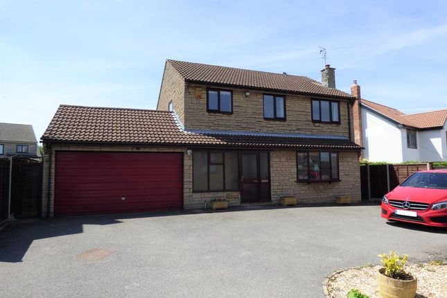 Thumbnail Detached house for sale in Church Road, Frampton Cotterell, Bristol