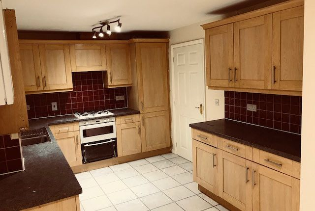 Thumbnail Detached house to rent in Little Horse Close, Earley, Earley, Reading