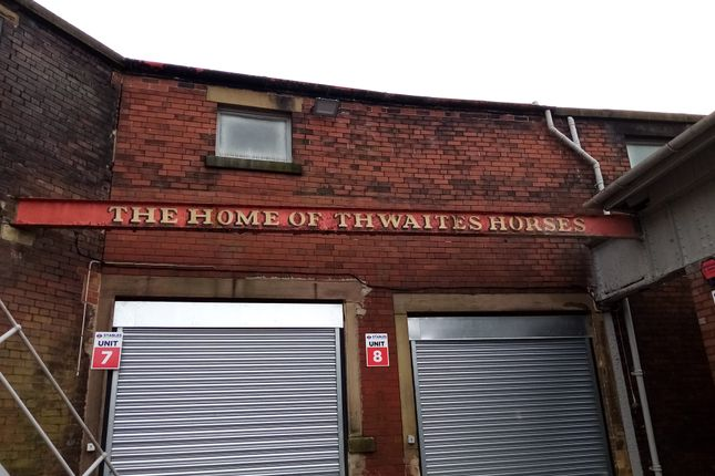 Industrial to let in Eanam, Blackburn