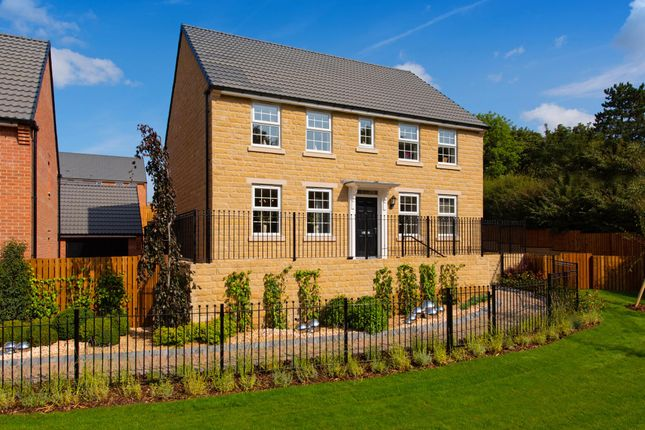 "Thumbnail Detached house for sale in ""Chelworth"" at Heathfield Lane, Birkenshaw, Bradford"
