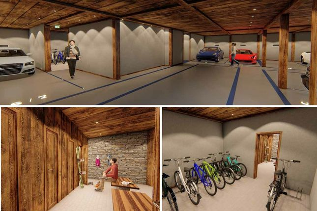 Parking, Ski Room An