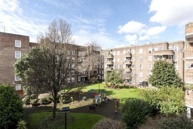 Thumbnail Flat to rent in Nottingwood House, Clarendon Road, London