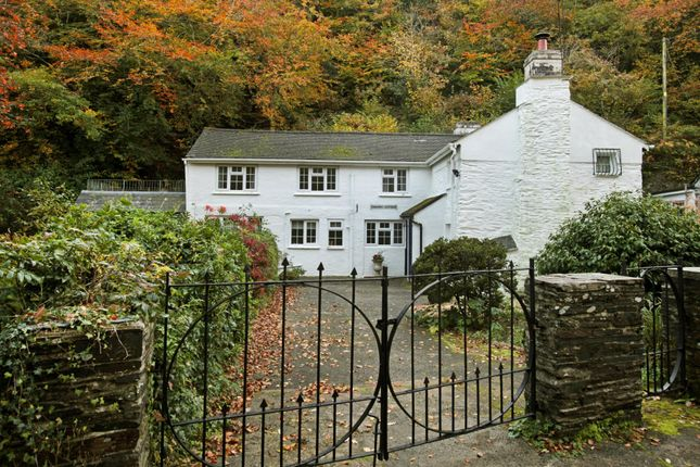 Thumbnail Cottage for sale in Barbican Farm Lane, Looe