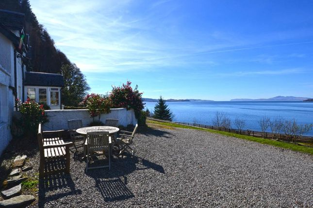 Thumbnail Detached house for sale in Benderloch, Oban